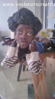 artiste modelage poupées bijoux