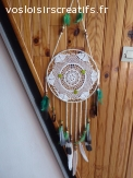 attrape reve, capteur de reve, dreamcatcher,decoration