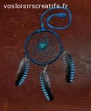Attrape-rêve Turquoise
