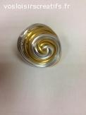 Bague spirale