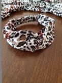 Bandeau leopard
