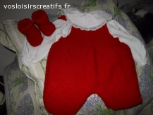 BARBOTEUSE CHAUSSONS POUR BEBE