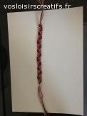 """Bracelet Brésilien style """"Burberry"""""""