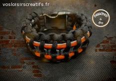 Bracelet de survie HD