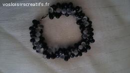 Bracelet goutte