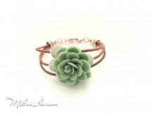 Bracelet Succulents