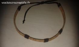 Bracelets en liège