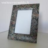 Cadre photo en bois, à poser ou à accrocher