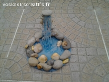 Fontaine décorative