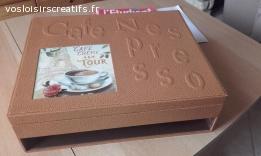 Grande boite pour capsules Nespresso