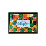 Happy Birthday en couleurs