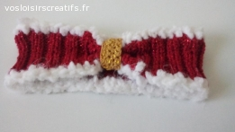 Headband de Noël