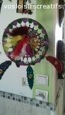 Joli dream catcher theme indien