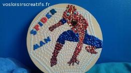 Joli tableau spiderman
