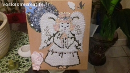 Joli tableau theme angelot