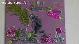 Joli tableau zen