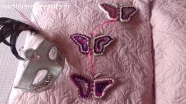 Jolie guIrlande de papillons
