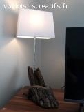 La lumière et le bois