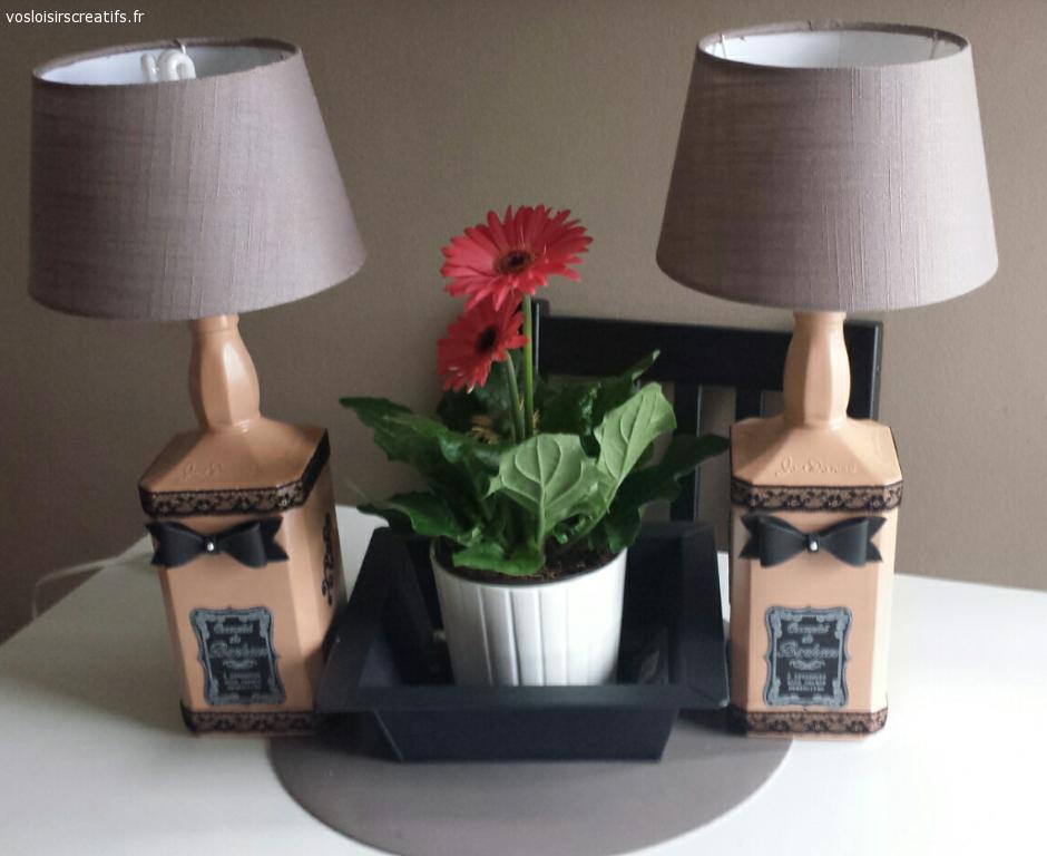 vos loisirs creatifs la place de march du fait main et de l artisanat luminaires lampe de. Black Bedroom Furniture Sets. Home Design Ideas