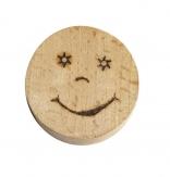 Ouvre bouteille / décapsuleur en bois de hêtre smiller