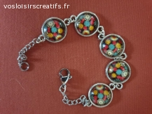 Parue collier et bracelet engrenag