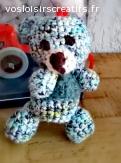 Petit ours en coton