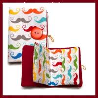 porte carte moustaches