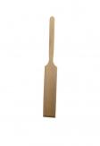 Spatule a crêpe Ø 23 pour crêpière en bois épais 44cm