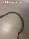 très jolie bracelet brésilien
