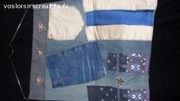 vide poche et range aiguilles à tricoter