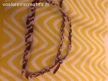 Bracelet brésilien fait main
