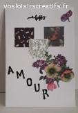 """Carte """"Amour"""""""