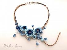 collier blue mint