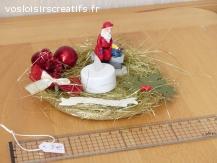 Décoration de Noël - Meilleurs Voeux