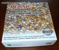 Kit de fabrication de mosaique
