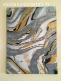 Peinture sur toile style Touring 3