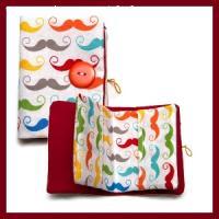 porte carte moustaches