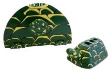 Pot a crayon et Porte manteau mural en bois tortue