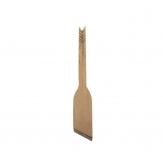 Spatule biseauter biais en bois épais model flèche